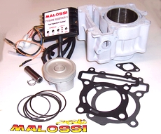 kit cylindre complet MALOSSI 190cc 125 X-MAX  non homologué