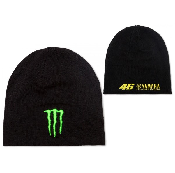 BONNET ADULTE ADO MOTO MONSTER ENERGY VR46 YAMAHA