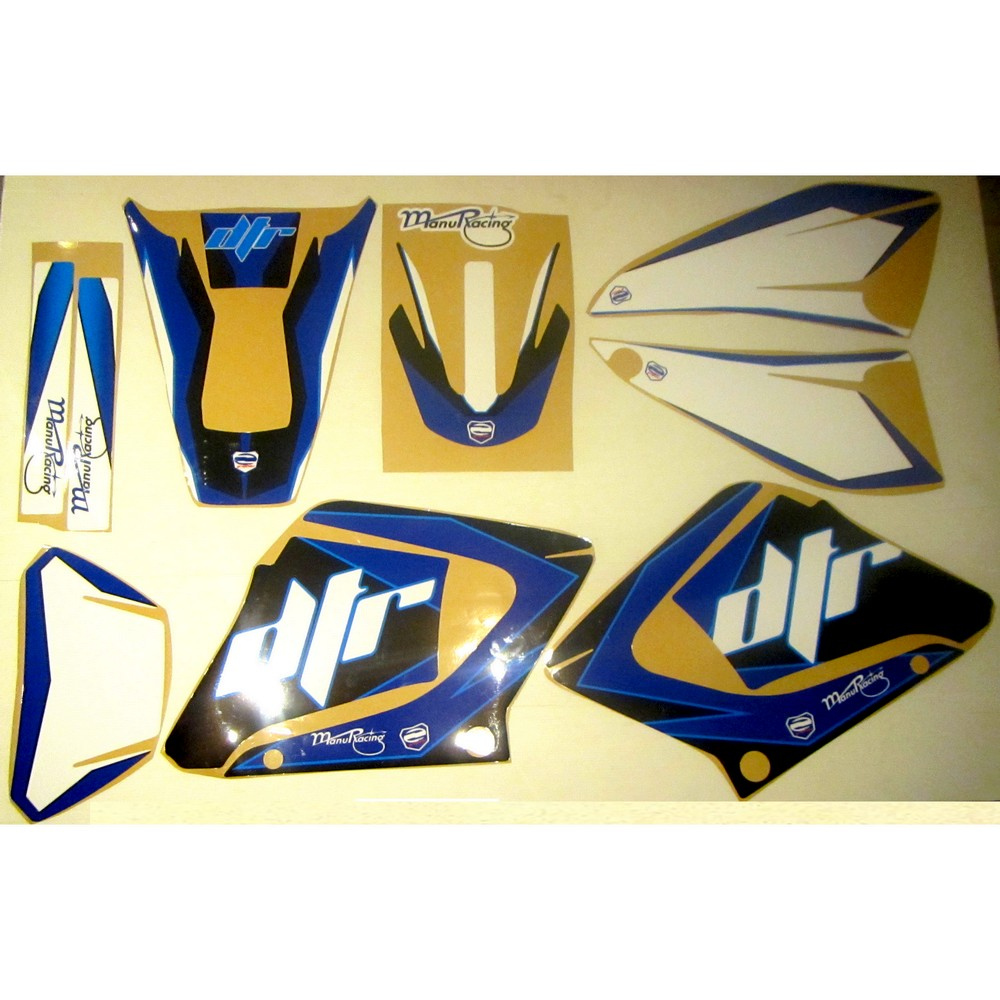 pin kit deco yamaha yz yzf ttr pw wr te koop 2dehandsbe on