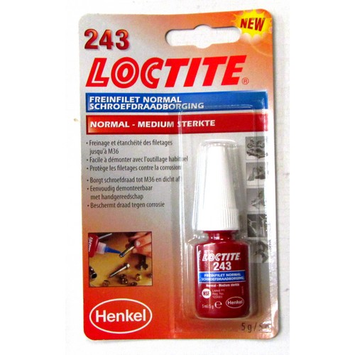 loctite 243 frein filet normal moyen