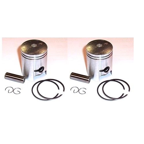 kit 2 pistons 125 RD-DX RDX AS3 cote 2 DISPO