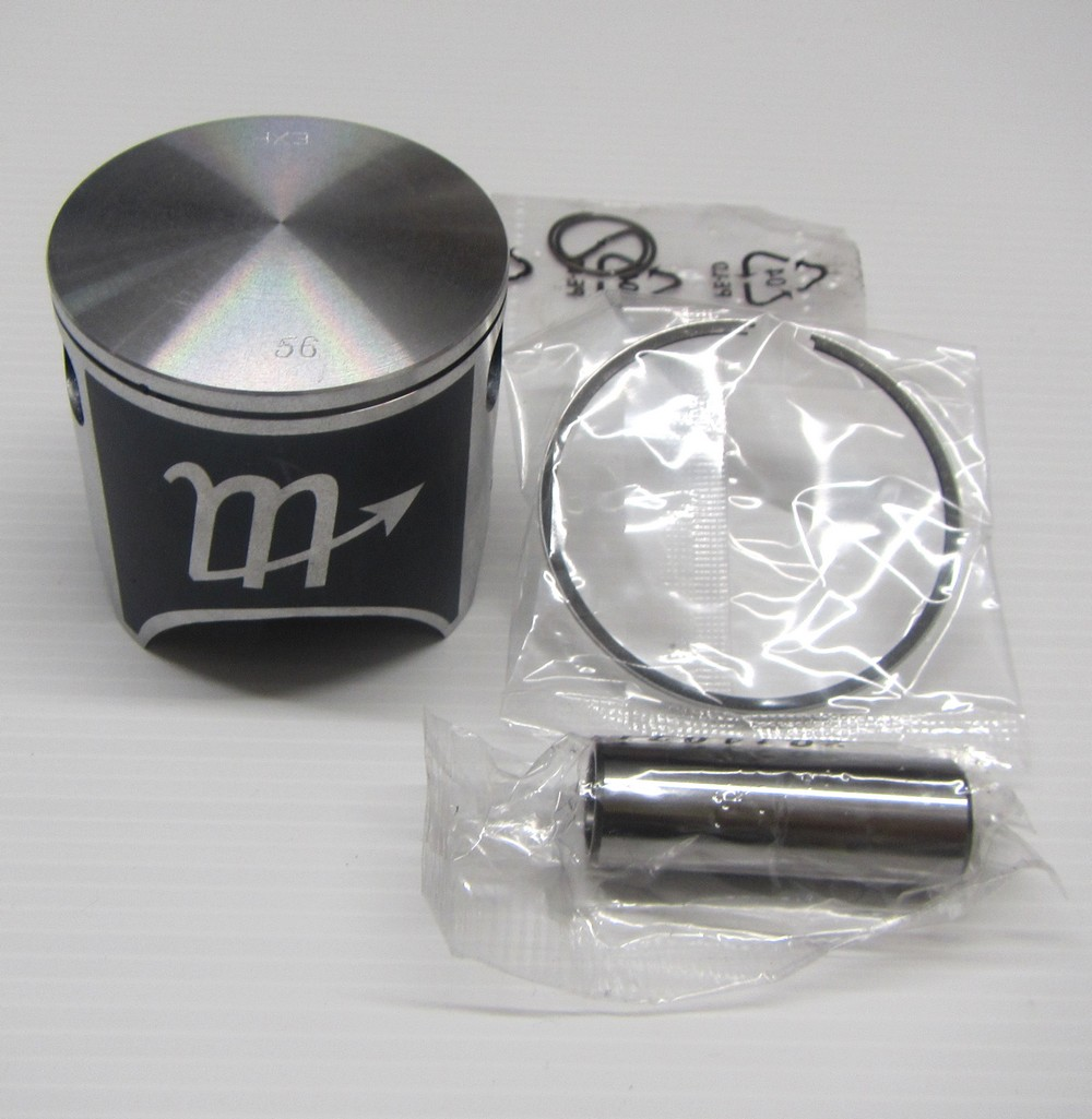 kit piston 125 YZ 1974 à 1982 piston ManuRacing cote origine 0