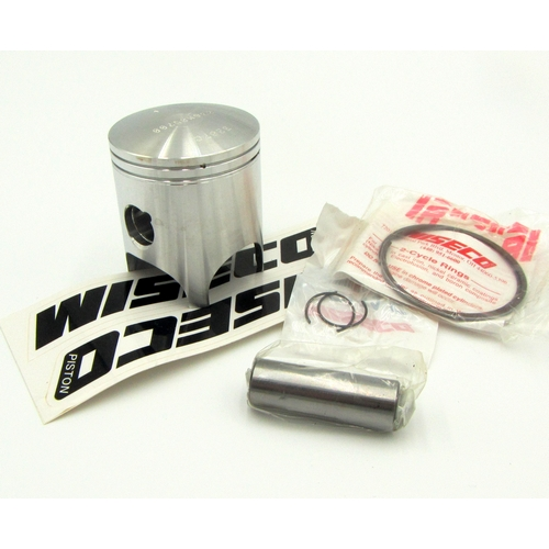 kit piston forgé RACING WISECO 125 DTMX TY DTE DTF cote 57mm