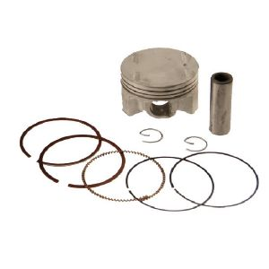 kit piston adaptable  pour cylindre origine ou C4 125 WR.X WR.R