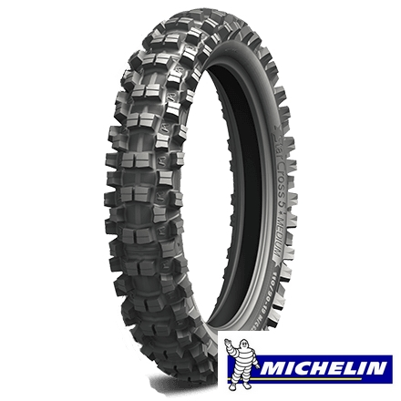 pneu Michelin Starcross 5 arrière 100/90/19 MEDIUM