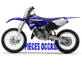 Pieces occasion 125 yz 16